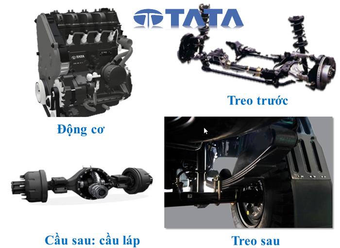 Đánh giá xe tải TaTa